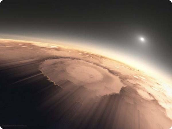 perierga.gr - Η ανατολή του ήλιου στον Άρη!