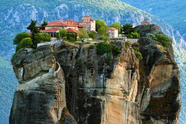 perierga.gr - Εκπληκτικό ταξίδι στα Μετέωρα!