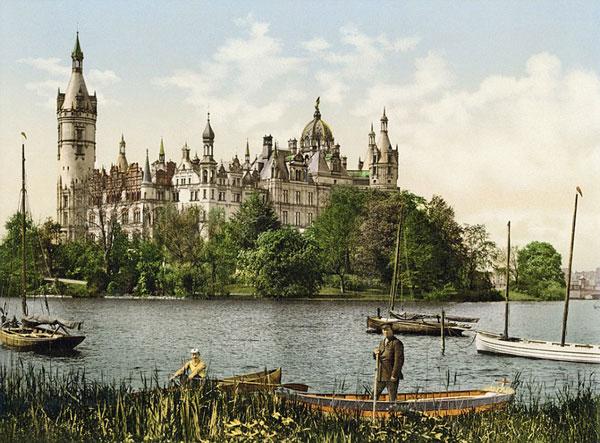 perierga.gr - Η Γερμανία πριν από τον Α΄ Παγκόσμιο πόλεμο σε σπάνιες έγχρωμες εικόνες!
