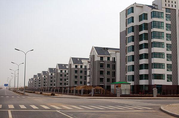 perierga.gr - Ordos: Πόλη-φάντασμα στην Κίνα!