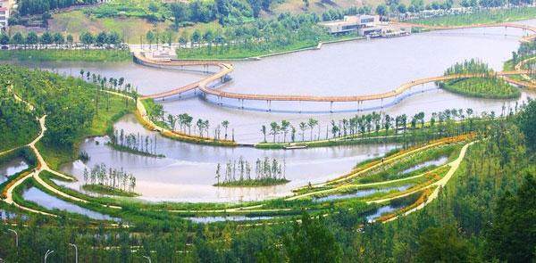 perierga.gr - Εντυπωσιακό πάρκο νερού στην Κίνα!