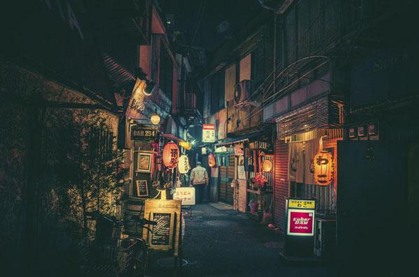 perierga.gr - Nυχτερινή βόλτα στις γειτονιές του Τόκιο!