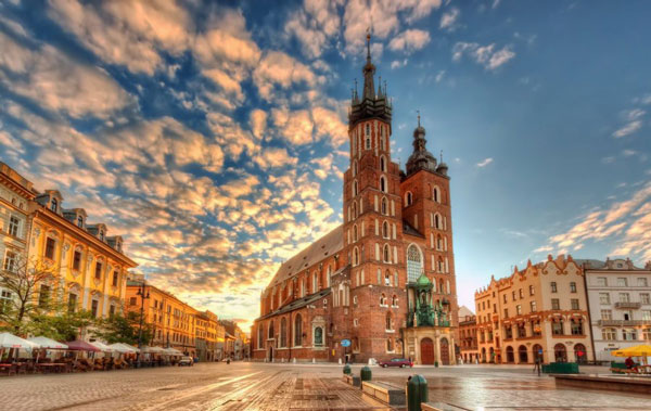 perierga.gr - Vrotslav: Η χρωματιστή πόλη της Πολωνίας!
