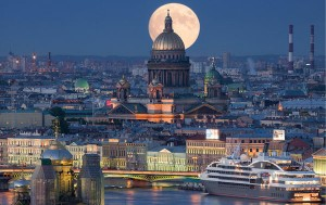 perierga.gr - Μια βόλτα πάνω από την Αγία Πετρούπολη!