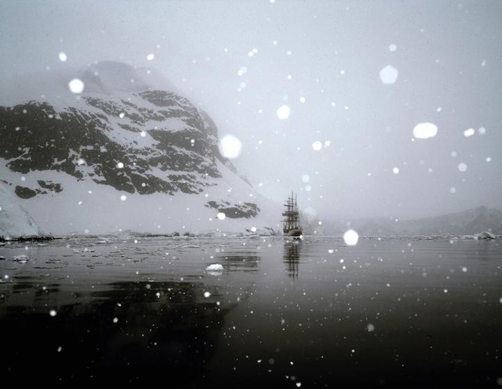 perierga.gr - Ταξίδι στην Ανταρκτική με πλοίο του 1911!
