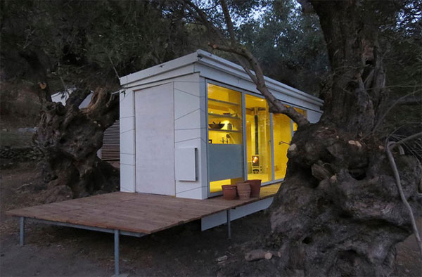 perierga.gr - Echo Living στην Κρήτη ανάμεσα σε αιωνόβιες ελιές!