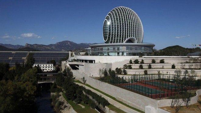 """perierga.gr - Απαγορεύτηκαν τα """"παράξενα"""" κτήρια στην Κίνα!"""