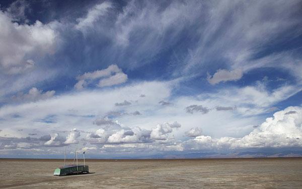 perierga.gr - H λίμνη που εξαφανίστηκε
