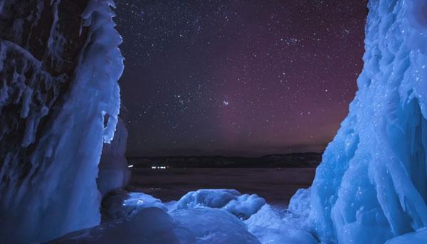 perierga.gr - Η υπέροχη λίμνη Βαϊκάλη σε ένα βίντεο!