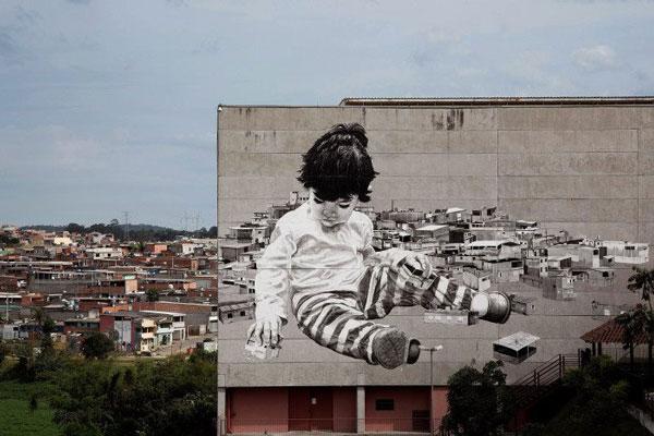 perierga.gr - Εντυπωσιακά γκράφιτι στον κόσμο!