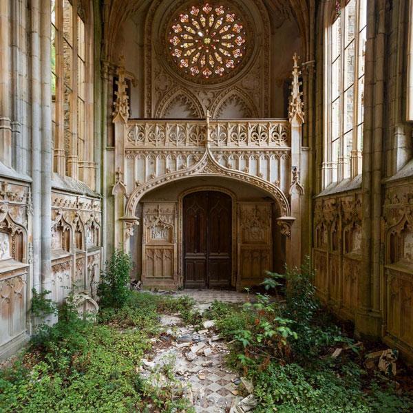 perierga.gr - Συναρπαστικά όμορφα... εγκαταλειμμένα μέρη!