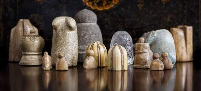 perierga.gr - Σκάκι 1.000 ετών βγαίνει σε δημοπρασία!