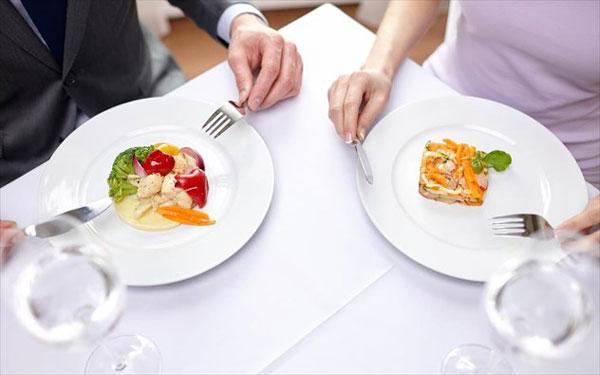 perierga.gr - Πώς ένα γεύμα δείχνει το χαρακτήρα μας!