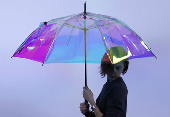 perierga.gr - Έξυπνη ομπρέλα ενημερώνει πότε θα βρέξει!