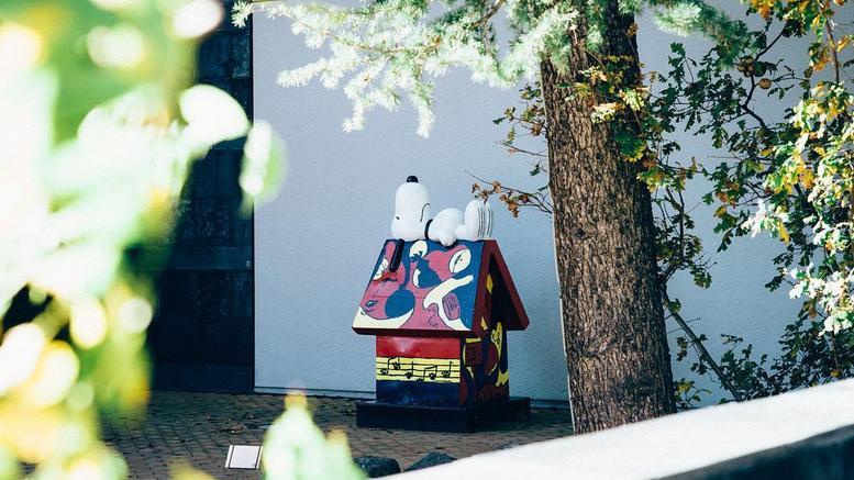 perierga.gr - Μουσείο για τον Σνούπι στο Τόκιο!