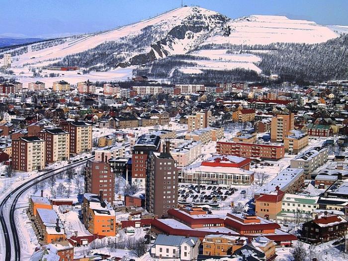perierga.gr - Πώς η Σουηδία ετοιμάζεται να μεταφέρει μια ολόκληρη πόλη 20.000 κατοίκων!