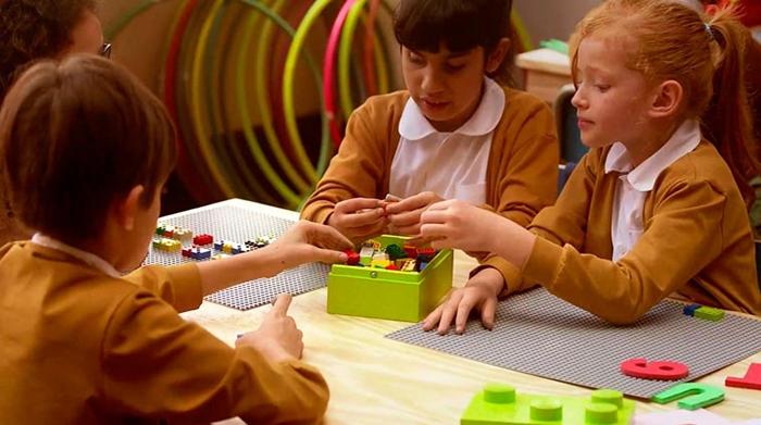perierga.gr - Σύστημα Μπράιγ για τυφλά παιδιά με Lego!