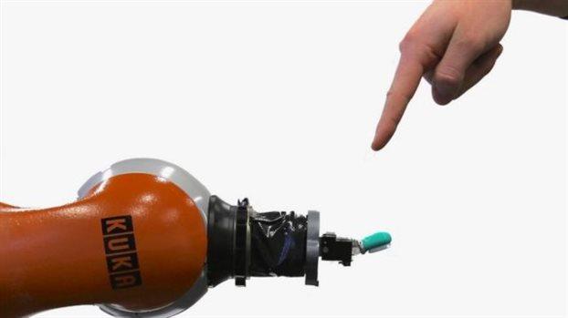 perierga.gr - Τα ρομπότ γνωρίζουν τον πόνο!