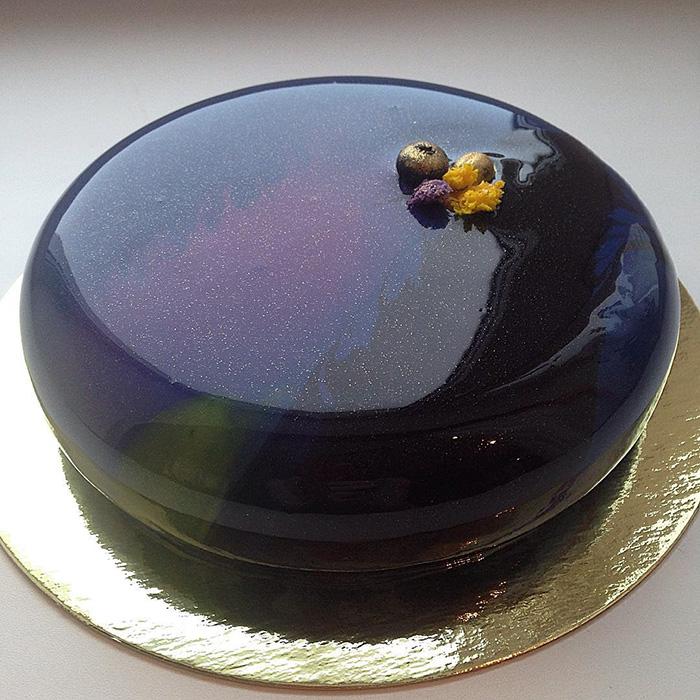 perierga.gr - Εντυπωσιακές τούρτες που μοιάζουν με μαρμάρινους καθρέφτες!