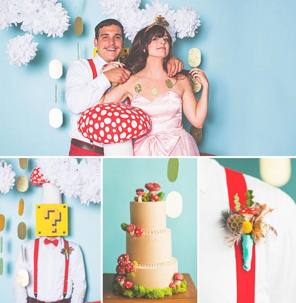 perierga.gr - Aσυνήθιστοι θεματικοί γάμοι!