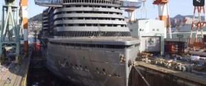 perierga.gr - Έχετε δει πώς κατασκευάζεται ένα κρουαζιερόπλοιο;