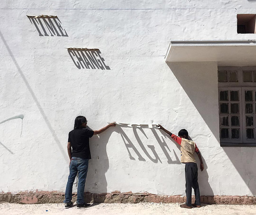 perierga.gr - Γκράφιτι αλλάζει όψη ανάλογα με το φως του ήλιου!