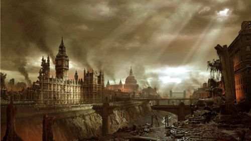 perierga.gr - Aν ξαφνικά κάθε άνθρωπος εξαφανιστεί, τι θα γίνει στον πλανήτη;
