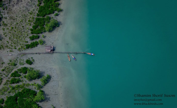 perierga.gr - Η υπέροχη ομορφιά του Μπαγκλαντές από ψηλά!