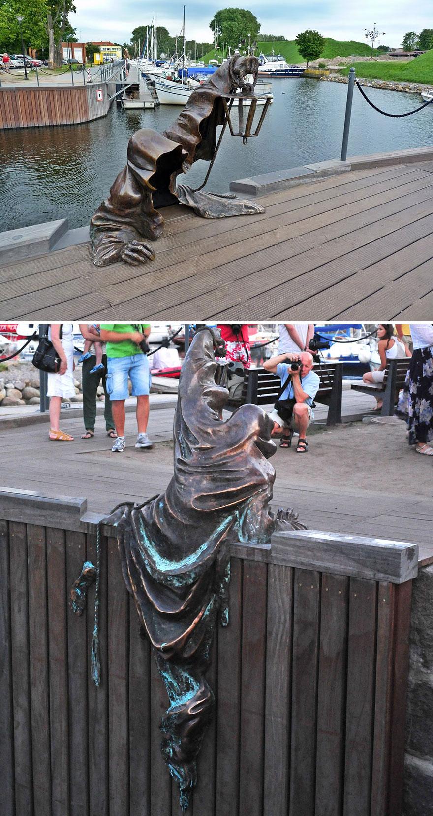 perierga.gr - Εντυπωσιακά αγάλματα στον κόσμο!