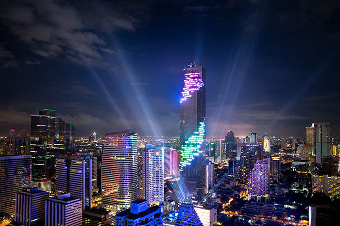 perierga.gr - Φουτουριστικός ουρανοξύστης στην Ταϊλάνδη!