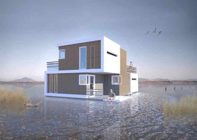 """perierga.gr - Σπίτι που """"χωρίζει"""" όταν κάνουν το ίδιο οι ιδιοκτήτες του!"""
