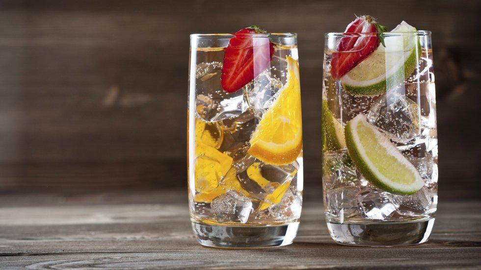perierga.gr - Το πρώτο cocktail bar… νερού στο Λονδίνο!