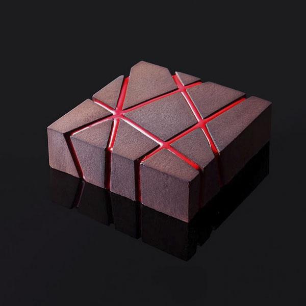 perierga.gr - Τα γεωμετρικά γλυκά μιας σεφ!