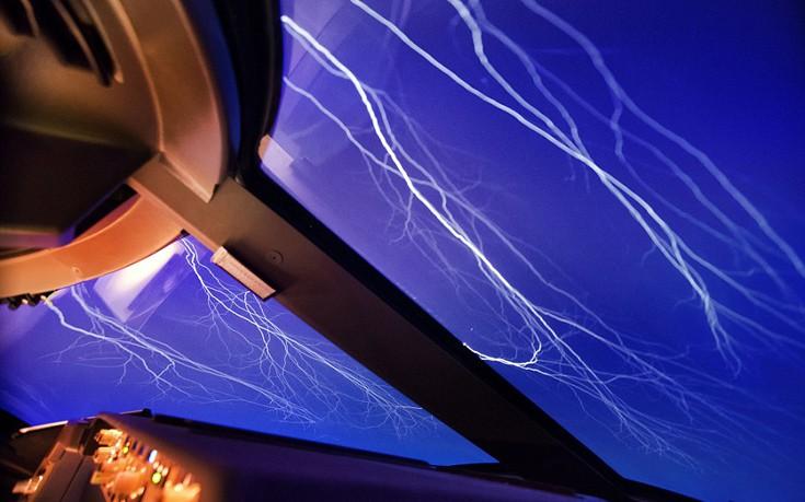 perierga.gr - Υπέροχες εικόνες μέσα από πιλοτήριο!