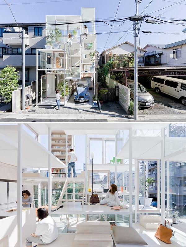 perierga.gr - Η εντυπωσιακή αρχιτεκτονική της Ιαπωνίας!