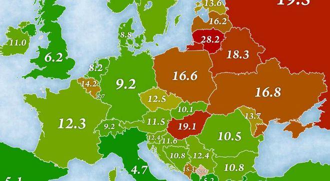perierga.gr - Η Ευρώπη των αυτοκτονιών!