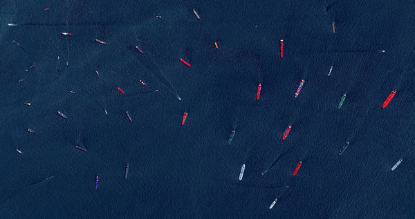 perierga.gr - Απίθανες εικόνες της Γης από δορυφόρο!