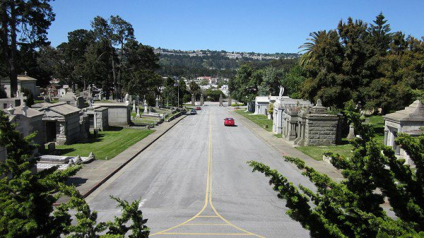 perierga.gr - Πόλη με περισσότερους... νεκρούς παρά ζωντανούς!