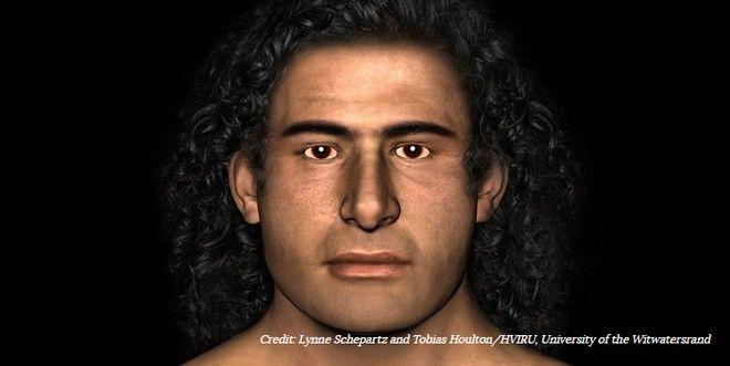perierga.gr - Πώς έμοιαζαν οι Έλληνες πριν 3.500 χρόνια!