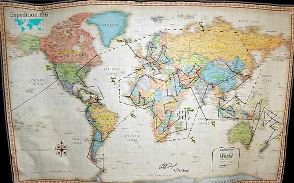 perierga.gr - 27χρονη έχει ταξιδέψει σε 180 χώρες και συνεχίζει...