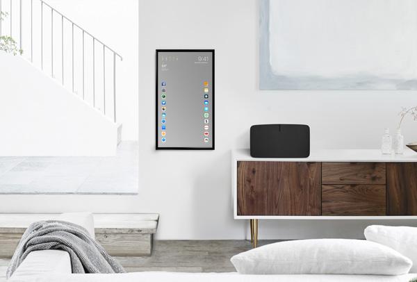 Perierga.gr-Λογισμικό της Apple εγκαθίσταται σε έναν συνηθισμένο καθρέφτη τοίχου
