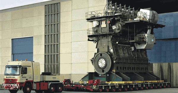 perierga.gr - Ο μεγαλύτερος κινητήρας του κόσμου με 109.000 άλογα!