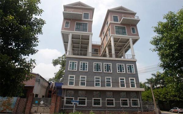 Perierga.gr-Τα 10 πιο παράξενα σπίτια στον κόσμο