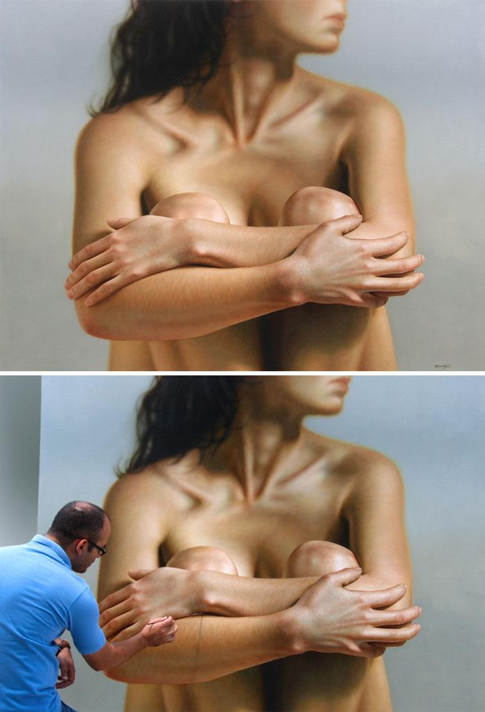 perierga.gr - Υπερρεαλιστική ζωγραφική που είναι δύσκολο να πιστέψεις πως δεν είναι φωτογραφία!