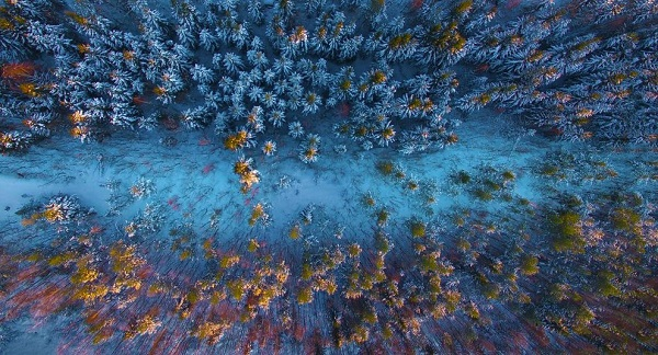 perierga.gr - Αυτές οι εικόνες από drone διαγωνίζονται με αξιώσεις!