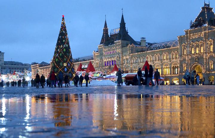 perierga.gr - Πόλεις του κόσμου στολίζονται χριστουγεννιάτικα...