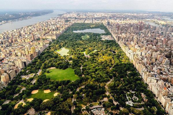 Perierga.gr-Εντυπωσιακές αερογραφίες από τη Νέα Υόρκη
