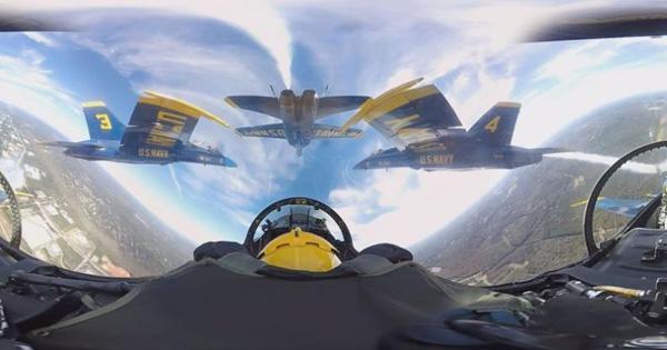 Perierga.gr-Ζήστε τη μοναδική εμπειρία ενός πιλότου μέσα από ένα βίντεο 360 μοιρών