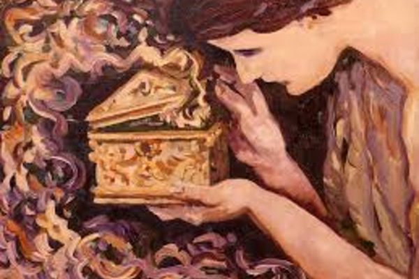Perierga.gr-Το κουτί της Πανδώρας δεν ήταν...κουτί