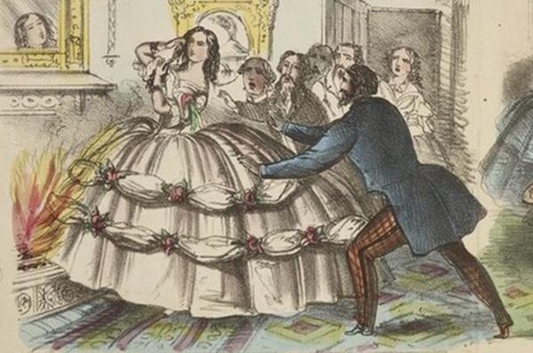 """Perierga.gr-Το πιο ρομαντικό και """"δολοφονικό"""" γυναικείο ρούχο"""